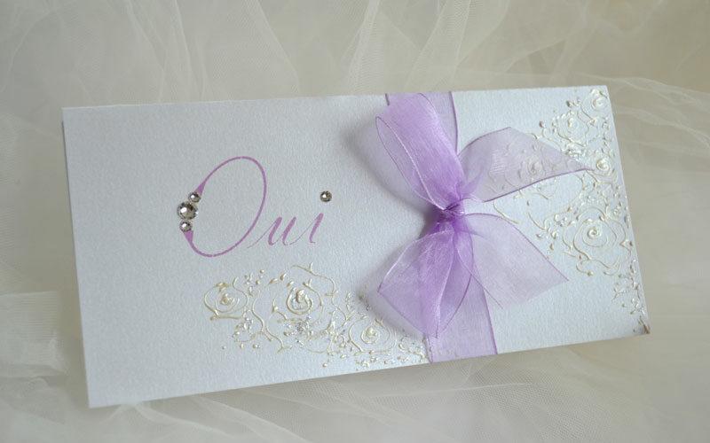 faire-part-mariage-violet-lavande 1